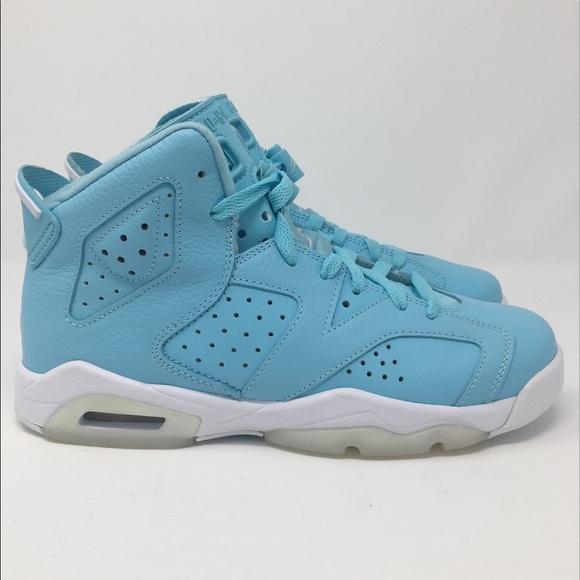 uk availability 95339 aa474 Jordan Shoes - NO OFFERS Air Jordan 6 Retro GG Girls 6Y